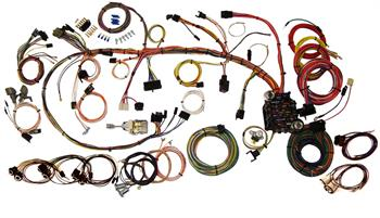 HARNESS KITS, 70-73 PONTIAC FIREBIRD AMERICAN AUTOWIRE CLASSIC UPDATE