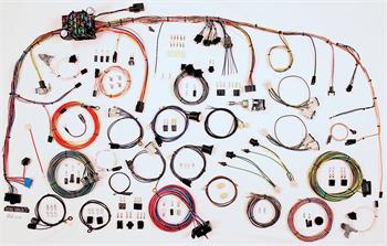HARNESS KITS, 73-82 CHEVY PICKUP TRUCK AMERICAN AUTOWIRE CLASSIC UPDATE