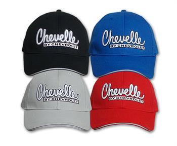 HAT, CHEVELLE BY CHEVROLET