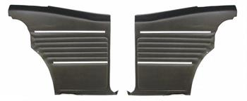 REAR PANELS, 68 CAMARO STANDARD COUPE PREASSEMBLED - PR