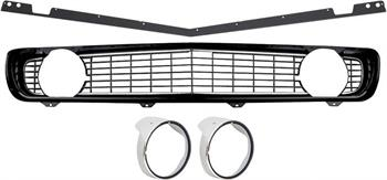 GRILL KIT, 69 CAMARO STANDARD - DELUXE