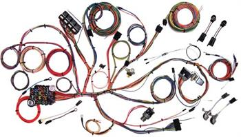 HARNESS KITS, 64-66 FORD MUSTANG CLASSIC UPDATE