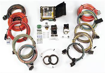 HARNESS KITS, AMERICAN AUTOWIRE SERVERE DUTY UNIVERSAL