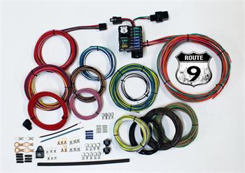 HARNESS KITS, AMERICAN AUTOWIRE ROUTE 9