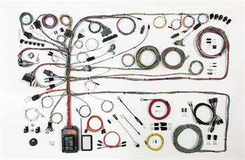 HARNESS KIT, 57-60 FORD TRUCK AMERICAN AUTOWIRE CLASSIC UPDATE
