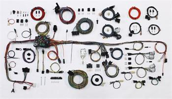 HARNESS KITS, 83-87 CHEVY PICKUP TRUCK AMERICAN AUTOWIRE CLASSIC UPDATE