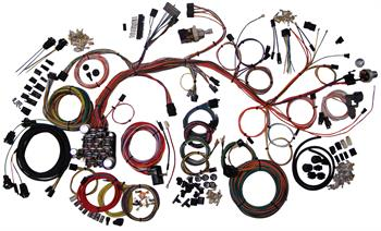 HARNESS KITS, 61-64 IMPALA AMERICAN AUTOWIRE CLASSIC UPDATE