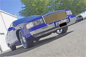 1993 Custom Built Cadillac Caprice Wagon