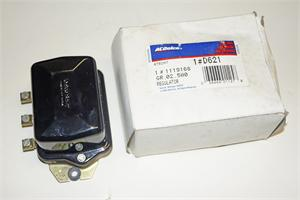 VOLTAGE REGULATOR, 55-62 GM - NOS