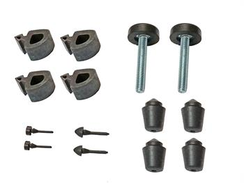 RUBBER STOPPER KIT, 67-72  GM TRUCK/BLAZER
