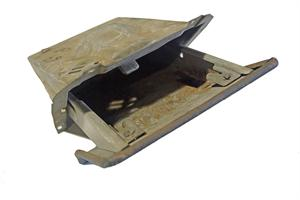 ASH TRAY, 69 PONTIAC CATALINA WITH BRACKETS- USED