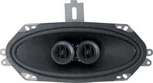 SPEAKER, 67-69 CAMARO AND 68-76 NOVA DASH - NO AC DUAL VOICE COIL 140 WATT