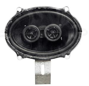 SPEAKER, 67-69 CAMARO AND 64-65 CHEVELLE / EL CAMINO DASH - W/ AC DUAL VOICE COIL 140 WATT