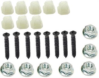 SCREWS, 67-68 CAMARO GRILL SET