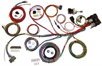 HARNESS KITS, AMERICAN AUTOWIRE POWER PLUS 13