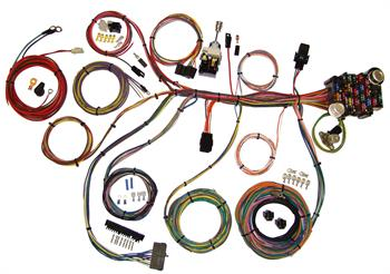 HARNESS KITS, AMERICAN AUTOWIRE POWER PLUS 20