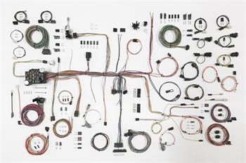 HARNESS KIT, 68-72 OLDSMOBILE CUTLASS AMERICAN AUTOWIRE CLASSIC UPDATE