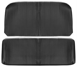 SEAT COVERS,  64 CHEVELLE REAR