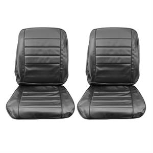 SEAT COVERS,  65 CHEVELLE/EL CAMINO FRONT