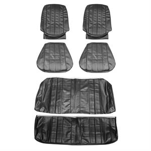SEAT COVERS,  66 CHEVELLE FRONT & REAR