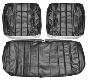 SEAT COVERS,  66 CHEVELLE REAR