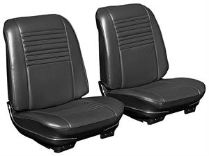 SEAT COVERS, 67 CHEVELLE/EL CAMINO FRONT