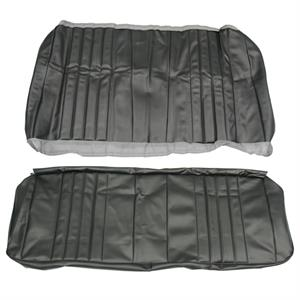 SEAT COVERS,  68 CHEVELLE REAR