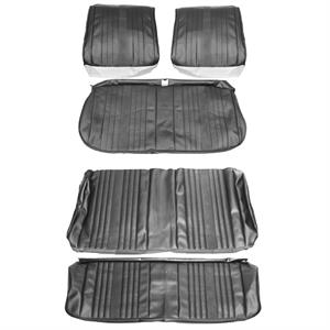 SEAT COVERS,  69 CHEVELLE FRONT & REAR