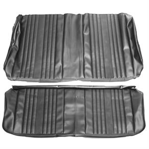 SEAT COVERS,  69 CHEVELLE REAR