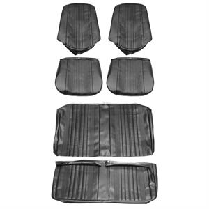 SEAT COVERS,  70 CHEVELLE FRONT & REAR