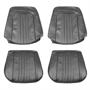 SEAT COVERS,  71-72 CHEVELLE/EL CAMINO FRONT