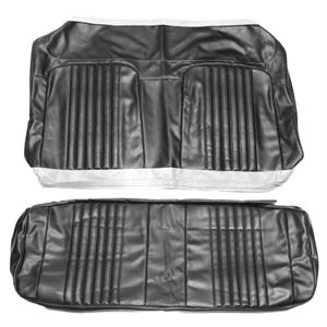 SEAT COVERS,  71-72 CHEVELLE REAR