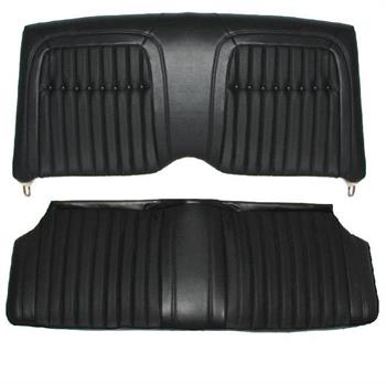 SEAT COVER, 69 CAMARO DELUXE REAR