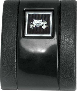COVER, 67 CAMARO STANDARD SEAT BELT BUCKLE