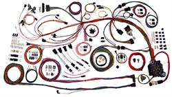 HARNESS KITS, 68-69 CHEVELLE EL CAMINO AMERICAN AUTOWIRE CLASSIC UPDATE