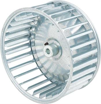 BLOWER FAN WHEEL, SQUIRREL CAGE