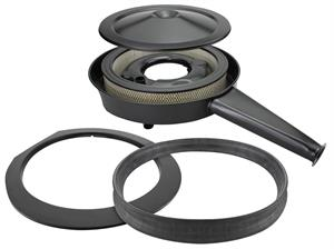 AIR CLEANER, 70-72 CHEVELLE/EL CAMINO COWL INDUCTION KIT