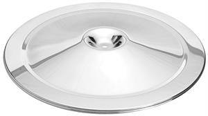LID, 70-72 CHEVELLE/EL CAMINO OEM CHROME AIR CLEANER