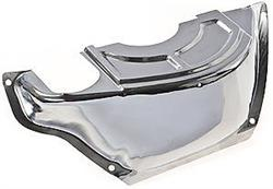 COVER, 62 UP FLYWHEEL POWERGLIDE-CHROME
