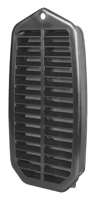 LOUVER, 70-72 CHEVELLE DOOR JAMB - EACH