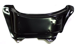BRACKET, 68-72 NOVA REAR BUMPER - LH