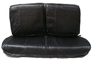 SEAT COVERS,  64 CHEVELLE FRONT & REAR