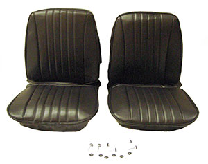SEAT COVERS,  68 CHEVELLE FRONT & REAR