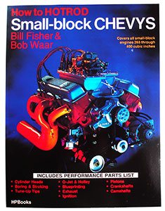 HOW TO HOT ROD YOUR SMALL BLOCK CHEVY