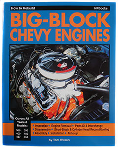 HOW TO REBUILD YOUR BIG BLOCK CHEVY