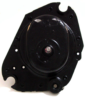 MOTOR, 68-72CHEVELLE AND EL CAMINO  WIPER MOTOR WITH OUT DEPRESSED PARK