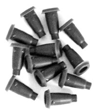 PLUGS, 62-72 NOVA DOOR PANEL FRAME CLIP