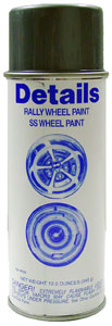 PAINT, RALLY WHEEL