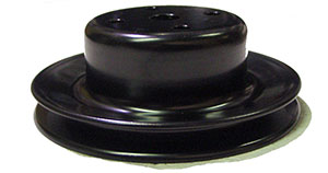 PULLEY, 69-74 DEEP 1 GROOVE WATER PUMP