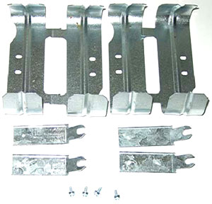 67-78 SPARK PLUG HEAT SHIELDS - SMALL BLOCK